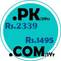 .PK Domain Name