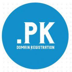 .pk domain registration pakistan