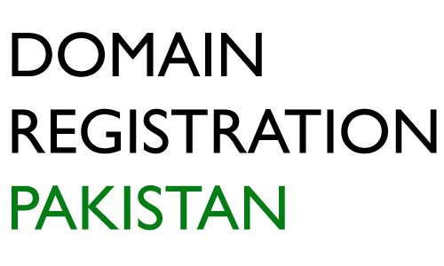 domain registration in pakistan