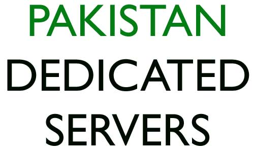 pakistan dedicated servers